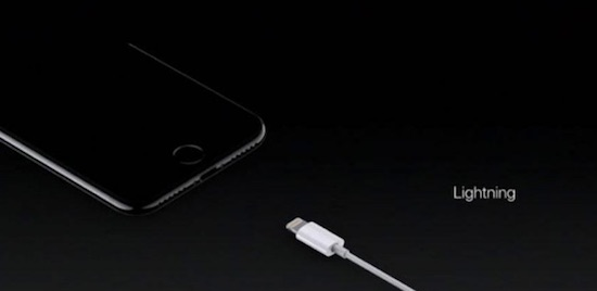 iphone 7 headphone jacks verwijderd