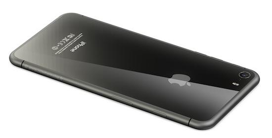iphone 8 glazen achterkant