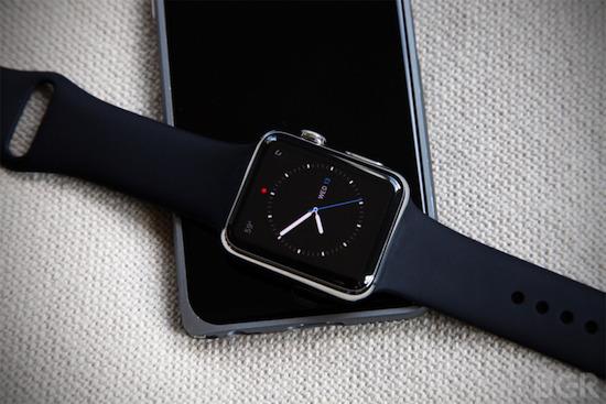 'Apple Watch luistert mee om geluidsniveau iPhone aan te passen'