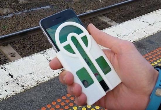 iPhone-case voor Pokémon Go-spelers