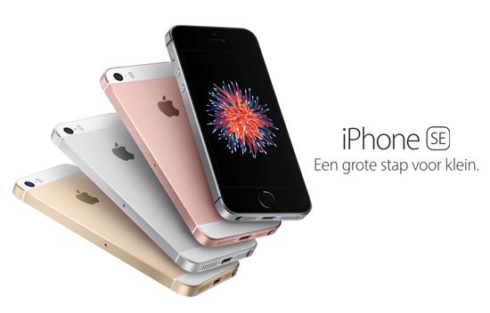 iPhone SE vs. iPhone 6s: welke accu houdt het langer vol?