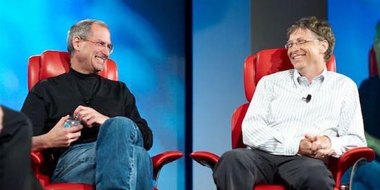 Jobs en Gates