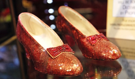 kickstarter wizard of oz schoenen