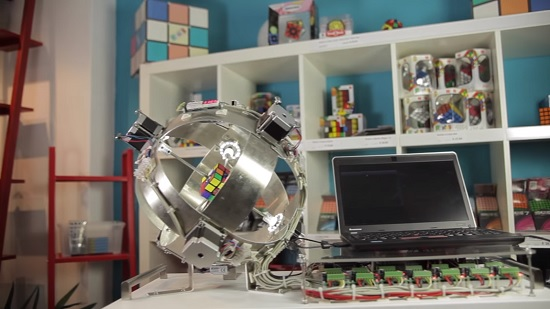 Kubus Robot
