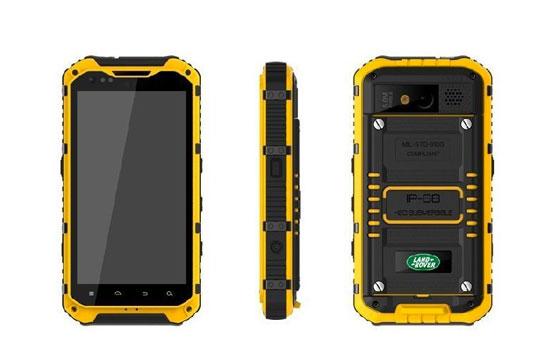 land rover werkt aan een eigen smartphone apparata. Black Bedroom Furniture Sets. Home Design Ideas