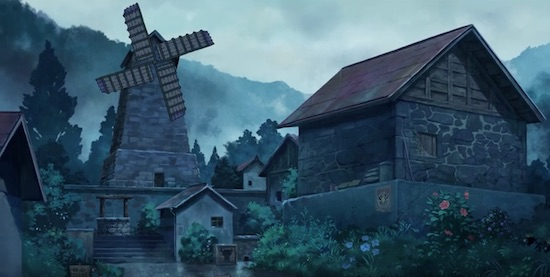 Legend of Zelda Ghibli trailer
