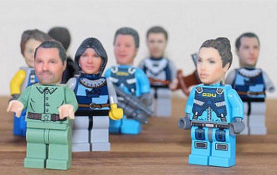 Lego-mannetjes