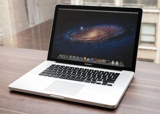 Is dit het einde van de dikke Macbook Pro?