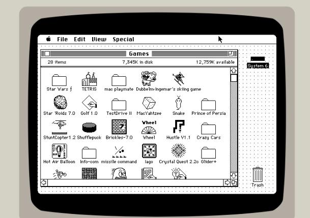 Macintosh Emulator