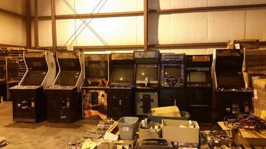 mancave arcade games