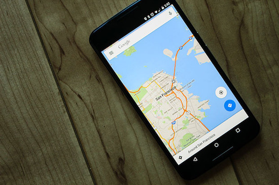 Google Maps krijgt wifi only-modus en SD-opslag