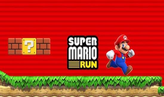 Super Mario Run de nieuwe hype na Pokémon Go?