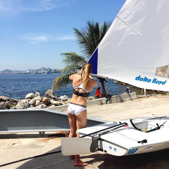 Arbeitsblatt Olympische Instagram : Olympische babes op instagram marit bouwmeester apparata