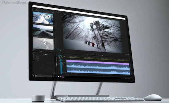 micrsoft surface studio