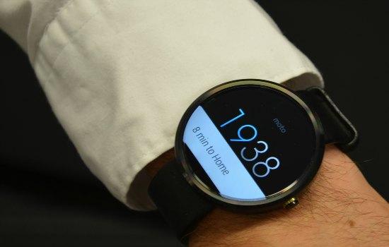Motorola maakt voorlopig geen smartwatches meer