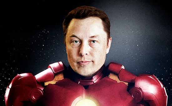Musk Ironman