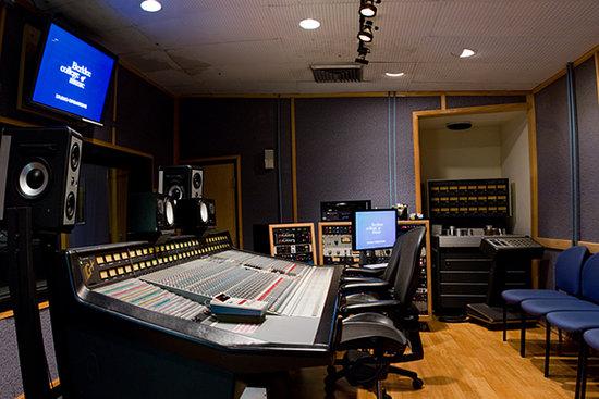 Muziekstudio