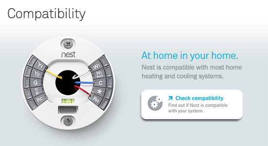 Nest compatibility