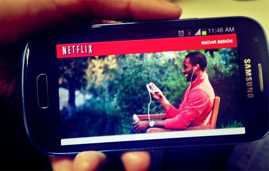 Lekker Netflixen