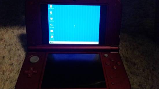 Hacker zet Windows 95 op Nintendo DS