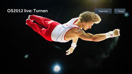 Nos sport app