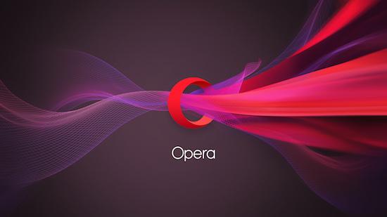 Opera blijkt zuiniger dan Edge