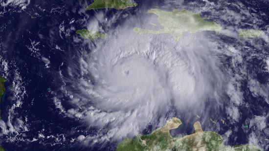 orkaan matthew
