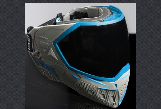 Paintball-helm