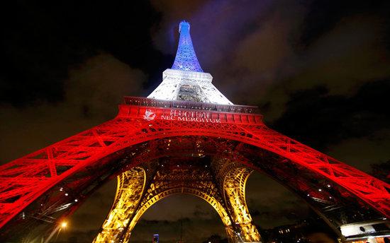 Parijs Eiffel