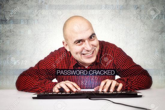 Wachtwoord gekraakt
