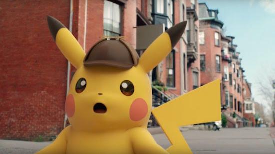 Filmmaker liften mee op hype: Pikachu krijgt film