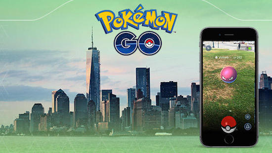 Pokemon go updates