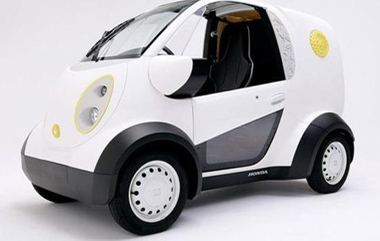 Honda print tegenwoordig autos