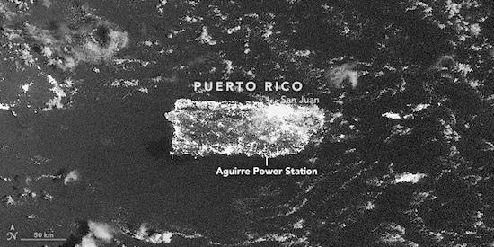 puerto rico ruimte blackout