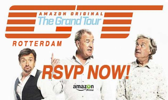 The Grand Tour in Rotterdam
