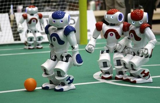 Robo voetbal