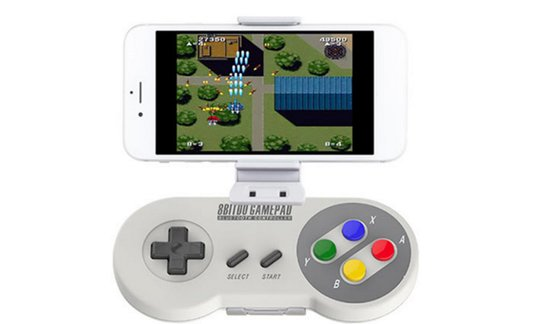 Snes gamepad