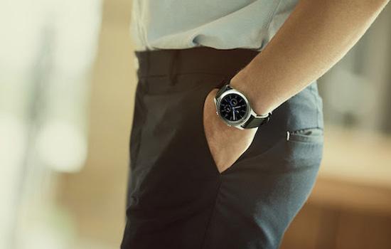 De Samsung Gear S3 is een mooi horloge