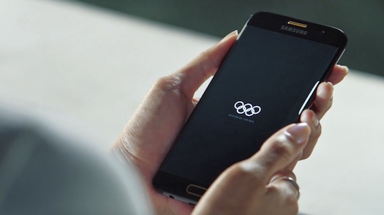 Samsung Galaxy S7 Edge Olympic Games Edition