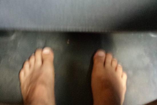 Man bestolen van slippers, wil nieuwe via crowdfunding