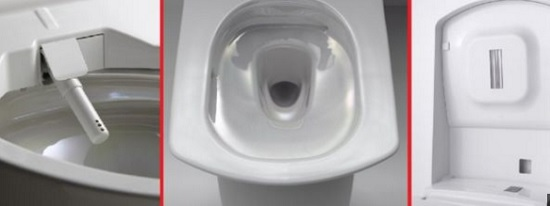 deze smart wc maak je n keer per jaar schoon apparata ForWc Ontwikkeling