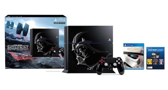 Star Wars: Battlefront PS4 bundel