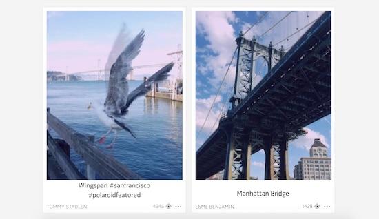 Deze app maakt foto's delen een interactieve bezigheid