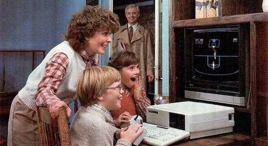 jaren 80 tech reclames