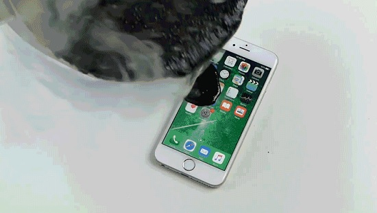 Teer iPhone