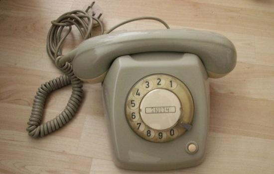 Telefoon Draaischijf