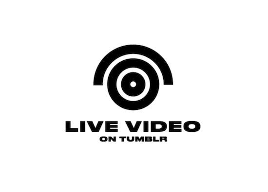Tumblr krijgt live video-functie