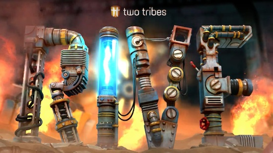 two tribes rive