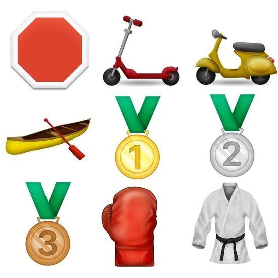 Unicode Emoji 7