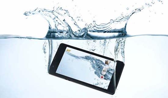 Waarom Pixel-smartphones en water geen goede combi zijn